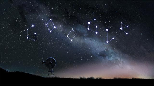 Google Perseid Meteor Shower Logo - click for full size