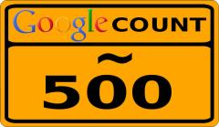 Google Word Count