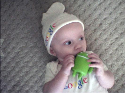 Louis Gray Google Kid