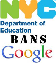 NYC Education Bans Google Images