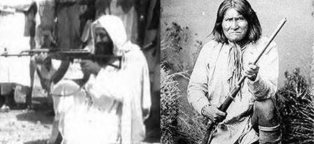 Osama & Geronimo