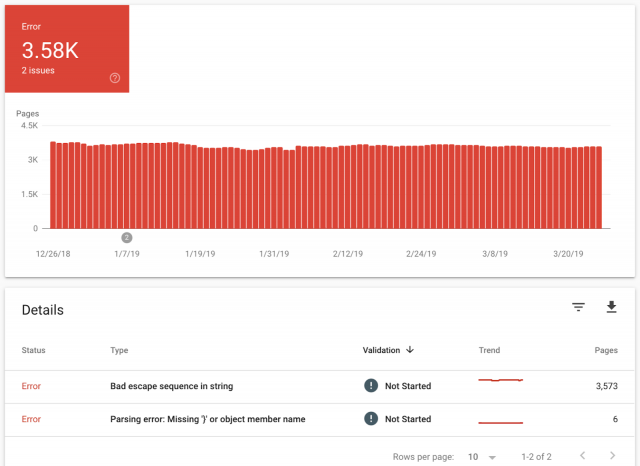 Google Search Console Adds Three New Reports