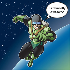 technically awesome