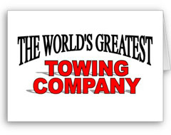 Google Towing Company Places Issue