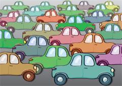 SEO Content & Traffic Jam