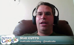 Matt Cutts Twig