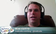 Matt Cutts Twig