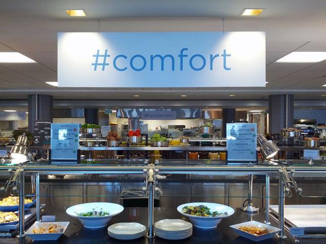 Twitter #Comfort