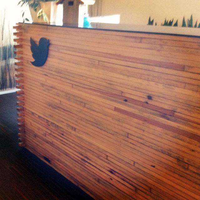 Twitter's Front Desk