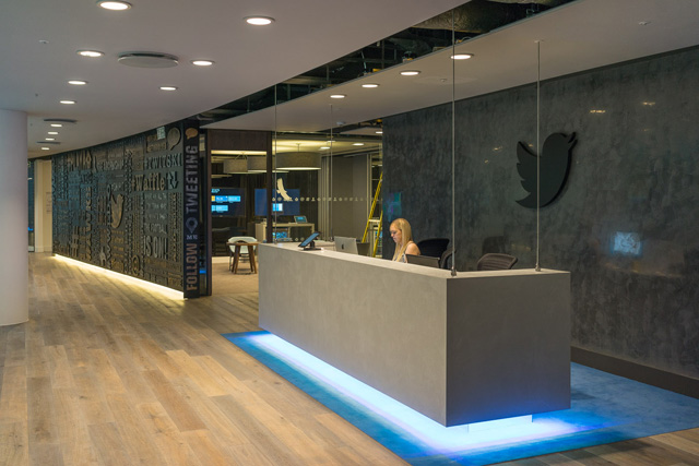 Twitter's New London Office