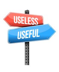 useful/useless