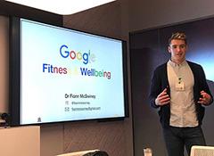 Google Wellness Day Presentation?