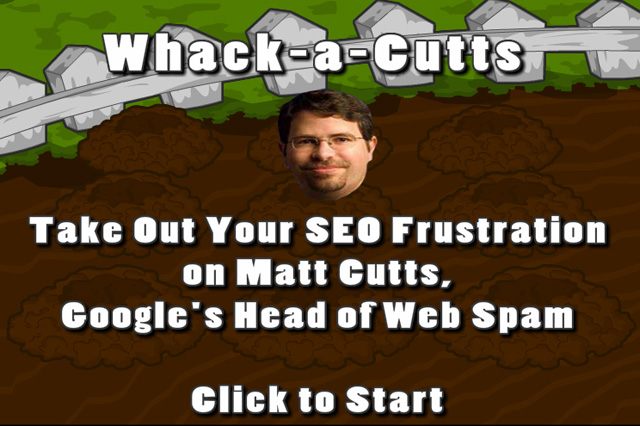 The Whack-a-Cutts Game