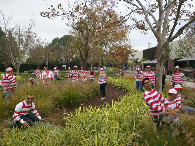 GooglePlex Where's Waldo