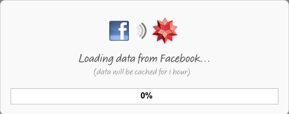 Wolfram|Alpha Facebook Loading