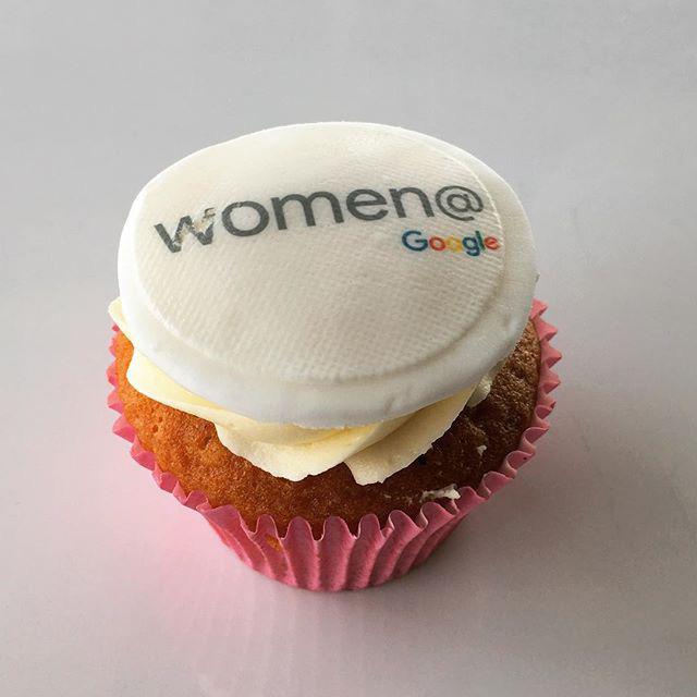Women At Google Cupcakes