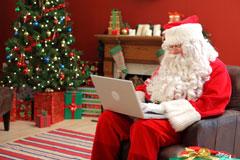 Working On Christmas