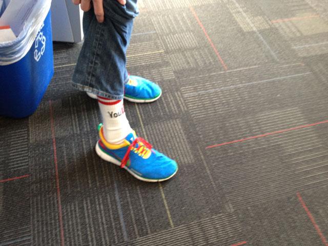Google Shoes