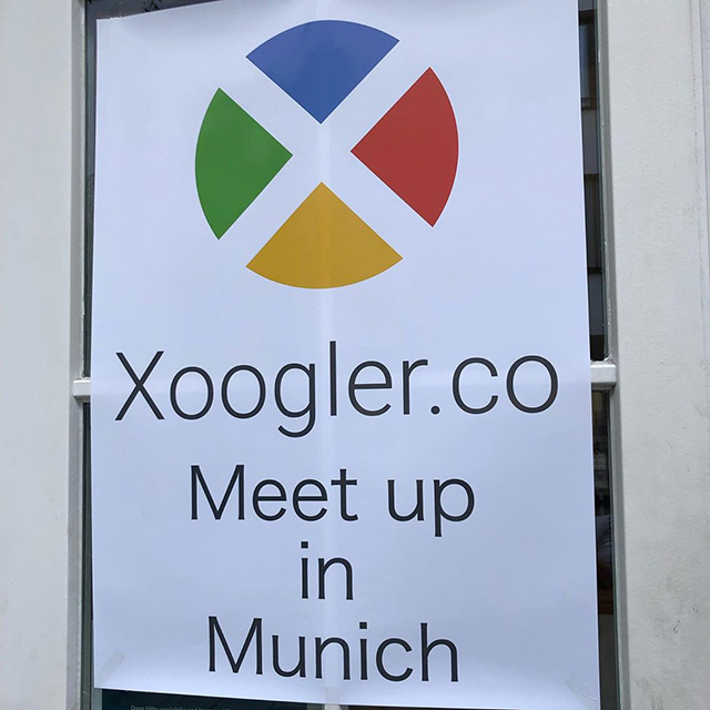 Xoogler Meet Up In Munich