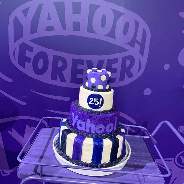 Yahoo 25th Anniversary Party