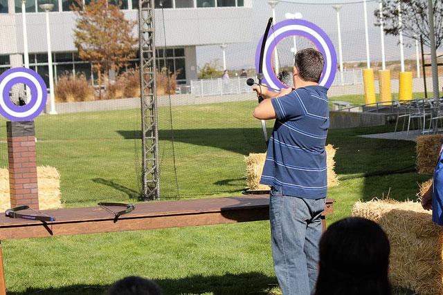 Yahoo Archery