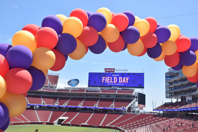 Yahoo Yodel Field Day