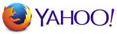 Firefox & Yahoo Logo