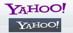 Yahoo Logo Chage