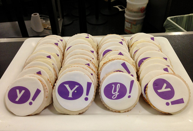 Yahoo Logo Cookies