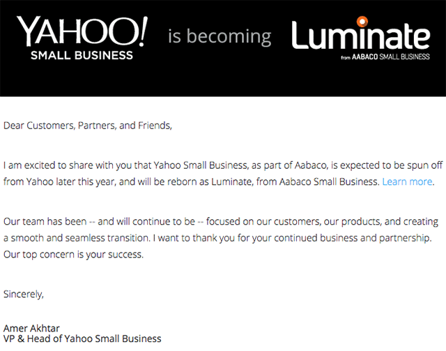 yahoo luminate