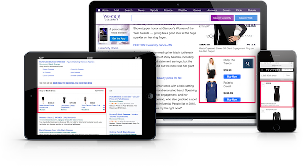 Yahoo Product Search Ads
