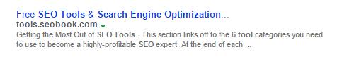 Yahoo Testing Gray URLs