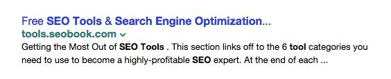 Yahoo Green URLs