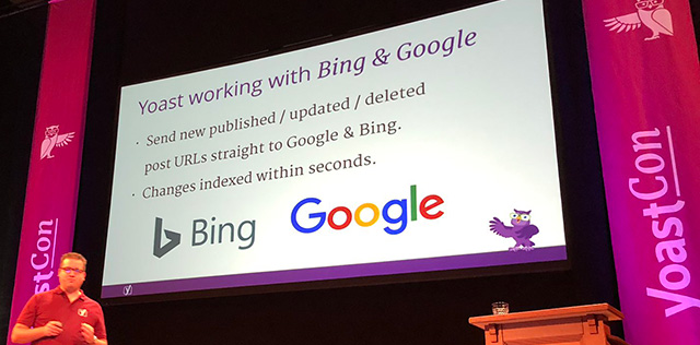 Yoast SEO To Add Live Indexing With Bing & Google