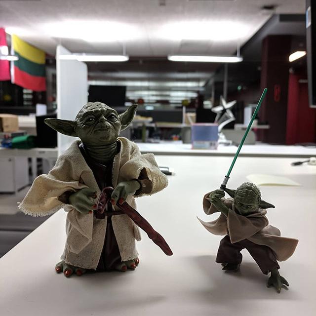 Yoda At Google