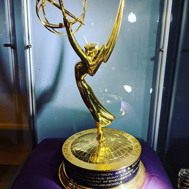 The YouTube Google Emmy