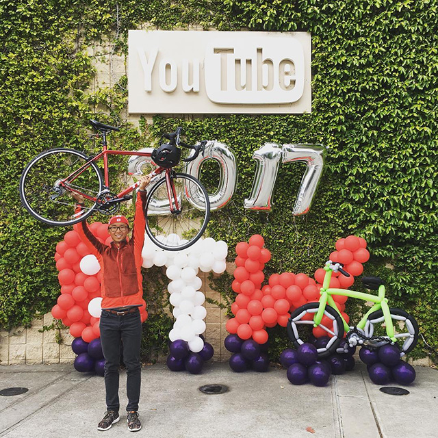 YouTube/Google Bike To Work Day