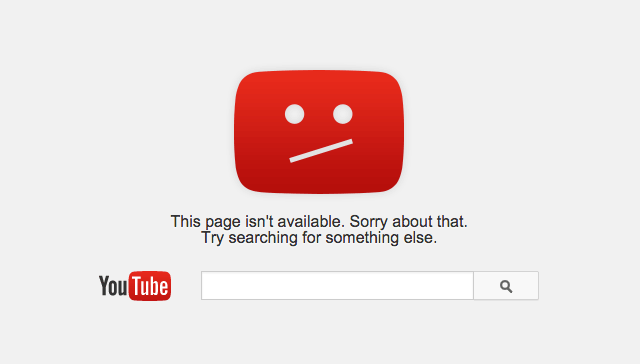 YouTube's Keyword Tool Now Offline
