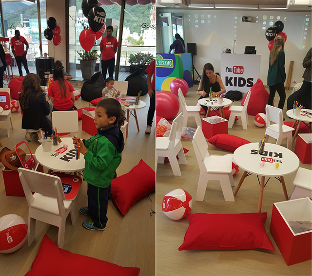 YouTube Kids Colombia Event