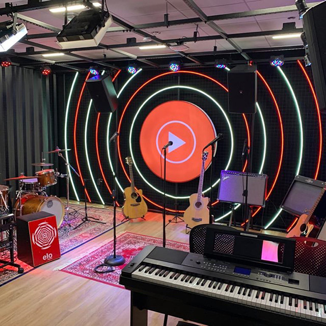YouTube Music Studio