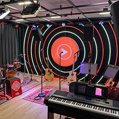 Google's YouTube Music Studio