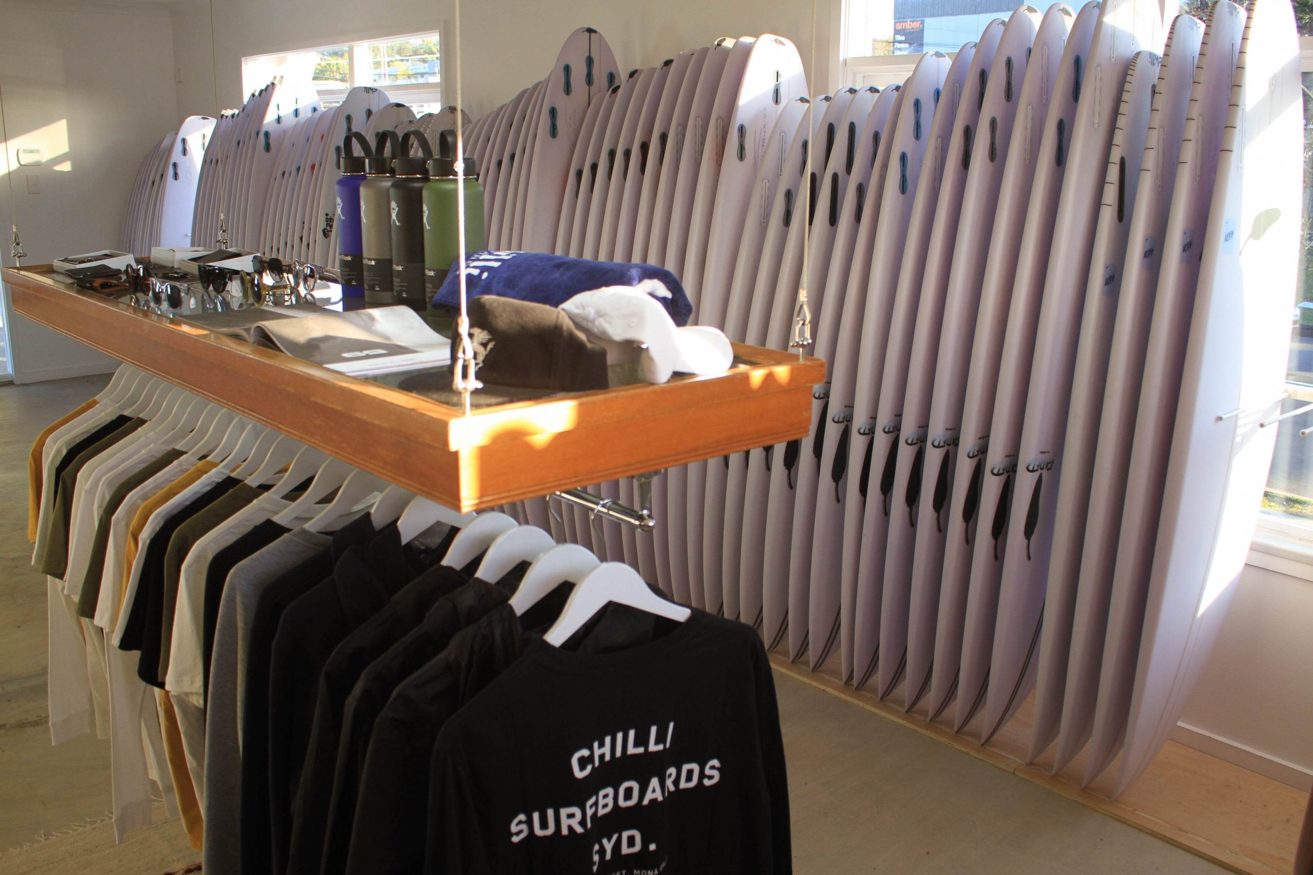 Chiili surfboards