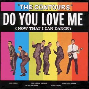 The Contours Do You Love Me cover art