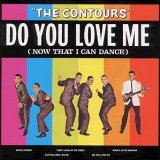 Do You Love Me? sheet music by The Contours