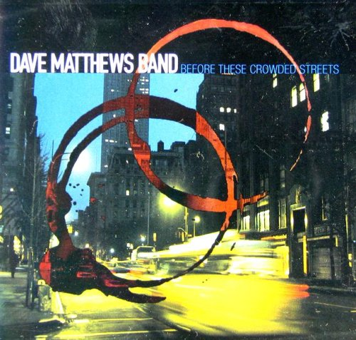 Dave Matthews Band Crush cover art