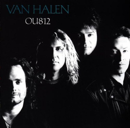 Van Halen Black And Blue cover art