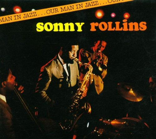 Sonny Rollins Doxy cover art