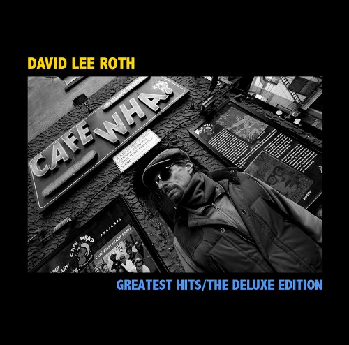 David Lee Roth Don't Piss Me Off cover art