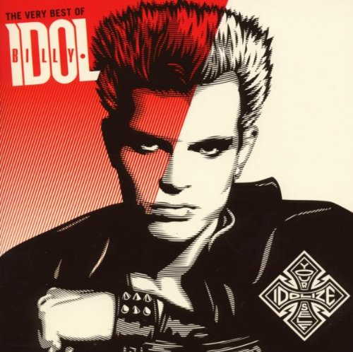 Billy Idol John Wayne cover art