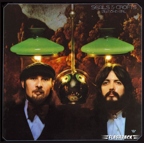 Seals & Crofts Diamond Girl cover art